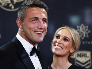 Wedding 'shoosh' start of Burgess split