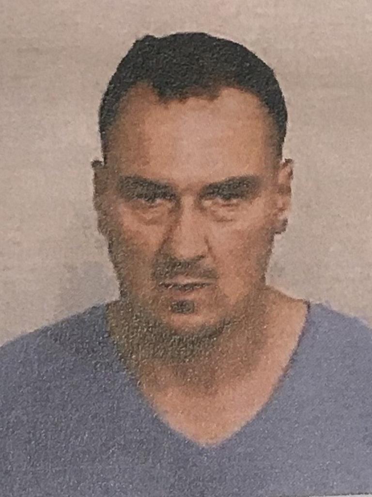 Stipe Lozina, 43, was sentenced to three years jail for bashing Mrs Elasmar in October, 2019.