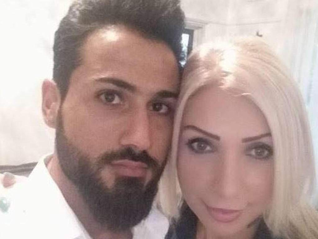 Pervin Maroufi told police her husband Mehdi Cheraghi stabbed her in their Ermington home. Picture: Facebook