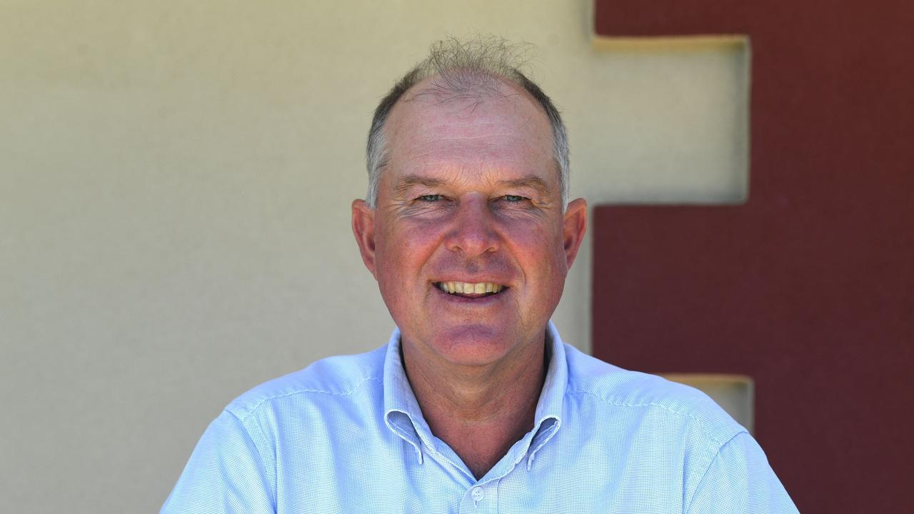 Member for Gympie Tony Perrett – Picture: Shane Zahner