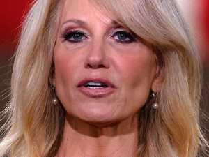 Kellyanne Conway tests positive for virus