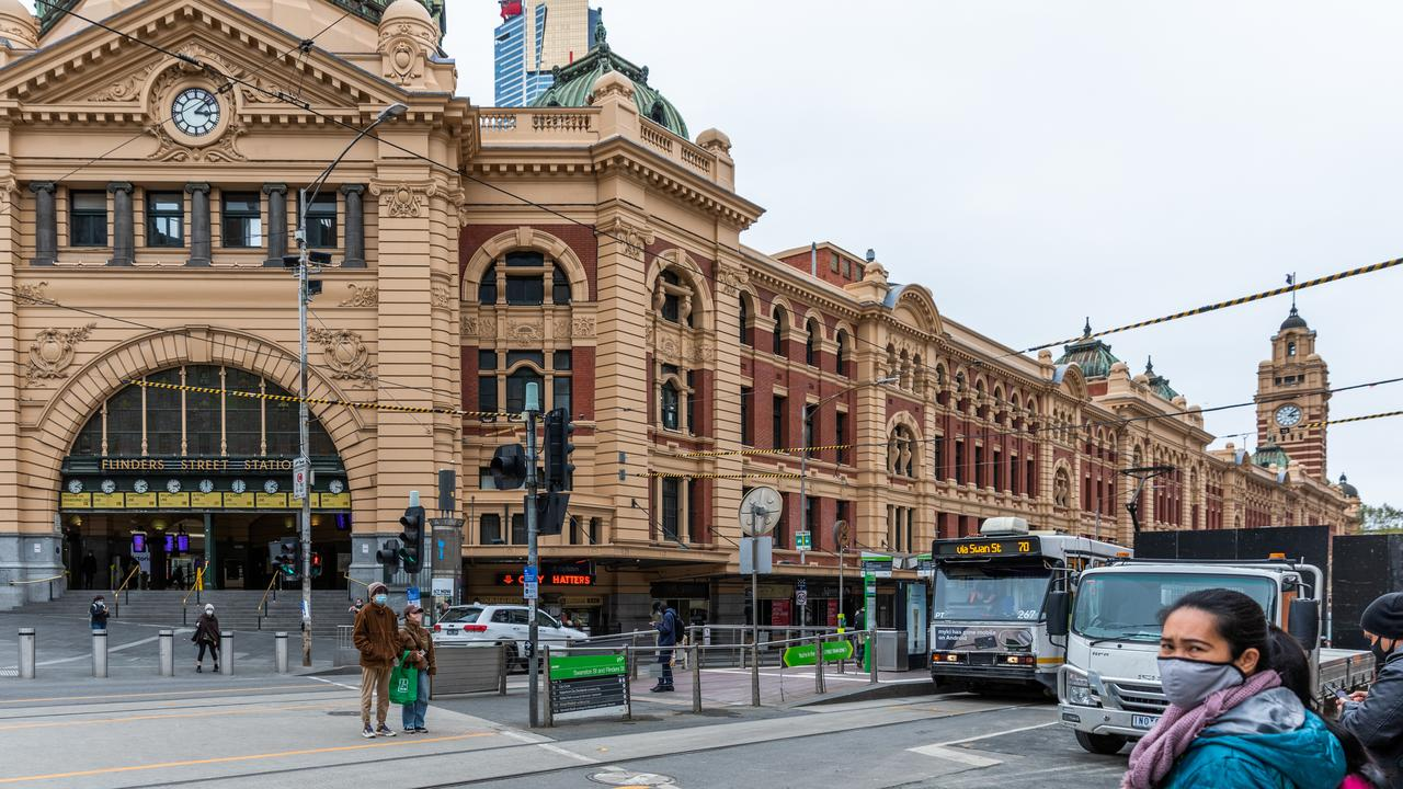 In Melbourne in particular, many businesses there are struggling to see a way out. Picture: Asanka Ratnayake/Getty Images