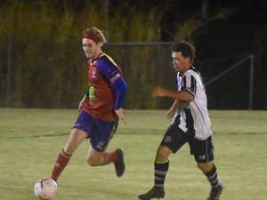 Football loss not a total loss for Hervey Bay team