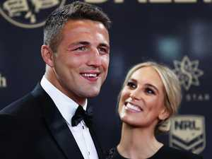 Sam Burgess will fight allegations of domestic violence