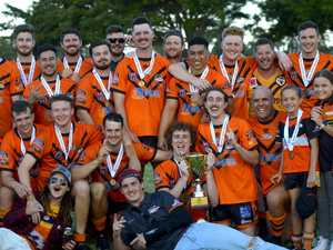 Tigers' 'four long years' finally end in GF glory