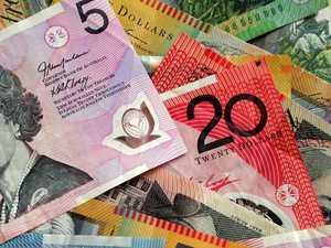 It just keeps raining cash at Rushforth