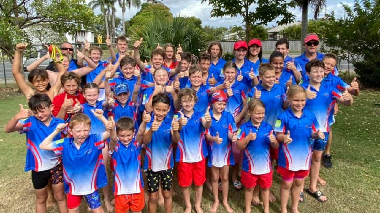 33 Cannonvale Cannons' swimmers travelled to Mackay to compete at the Pioneer Swimming Carnival.