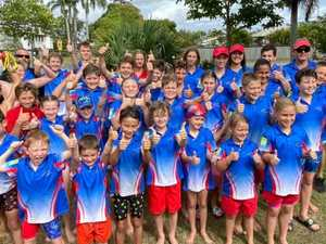 Cannons bring home raft of ribbons from Mackay