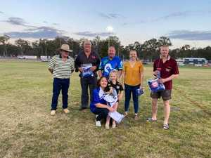 Community rallies together to support rugby league club