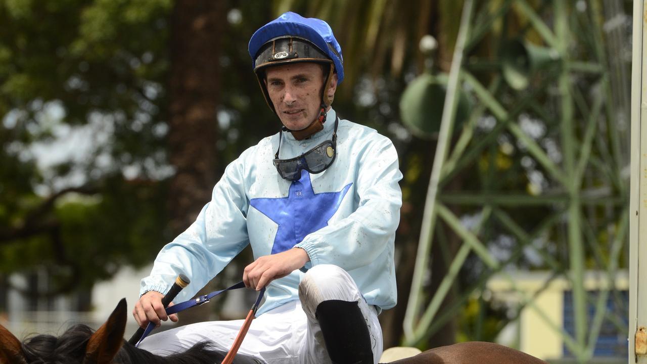 Jockey Ben Looker steered home two winners at Ballina on Sunday.