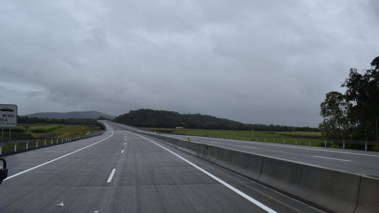 The new Woodburn, Broadwater and Wardell Bypass
