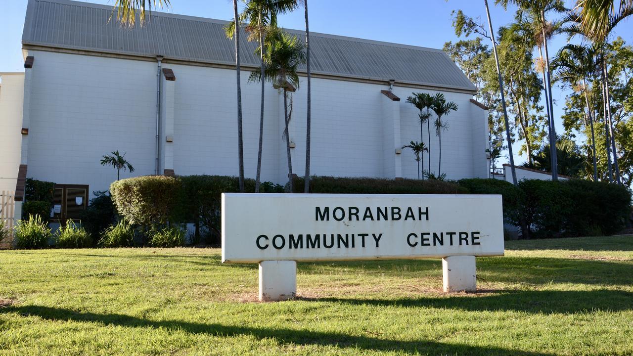 Moranbah Community Centre. Picture: Tara Miko