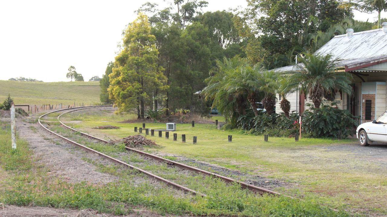 The former rail line between Casino and Murwillumbah has been identified for conversion to a rail trail. .