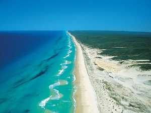 Stunning price for piece of land on Fraser Island