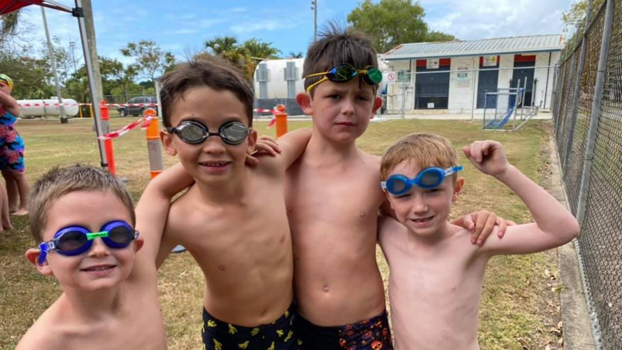 33 Cannonvale Cannons' swimmers travelled to Mackay to compete at the Pioneer Swimming Carnival
