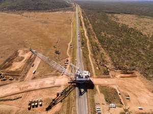 Mining giant splits with powerful Qld resources lobby