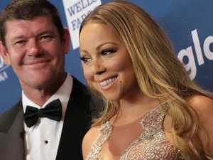 Mariah drops James Packer sex secret