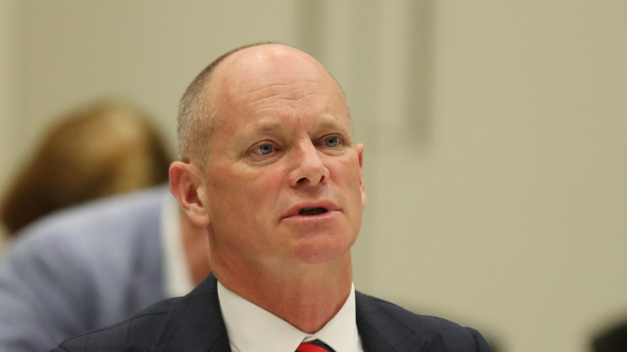 Campbell Newman. Pic Annette Dew