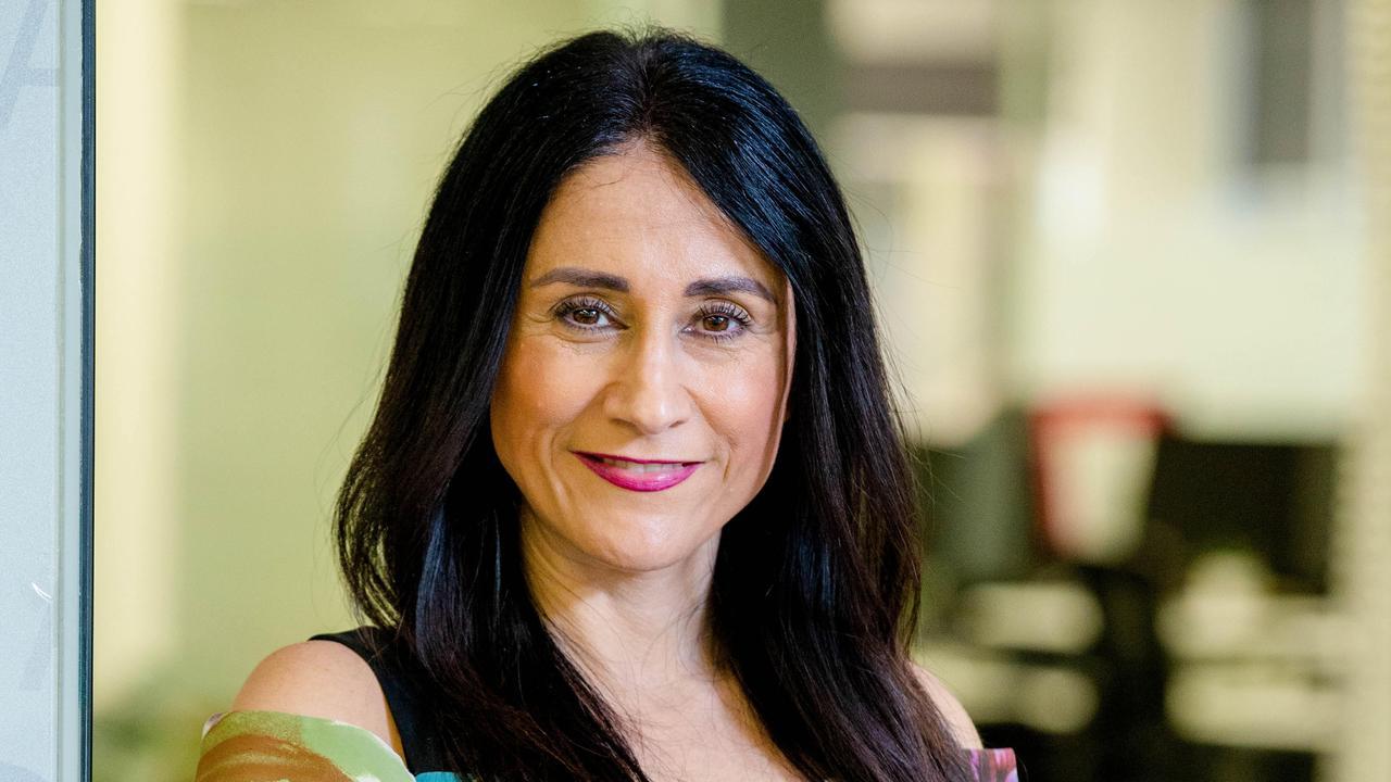 Real Estate Institute of Queensland CEO Antonia Mercorella. Picture: Richard Walker
