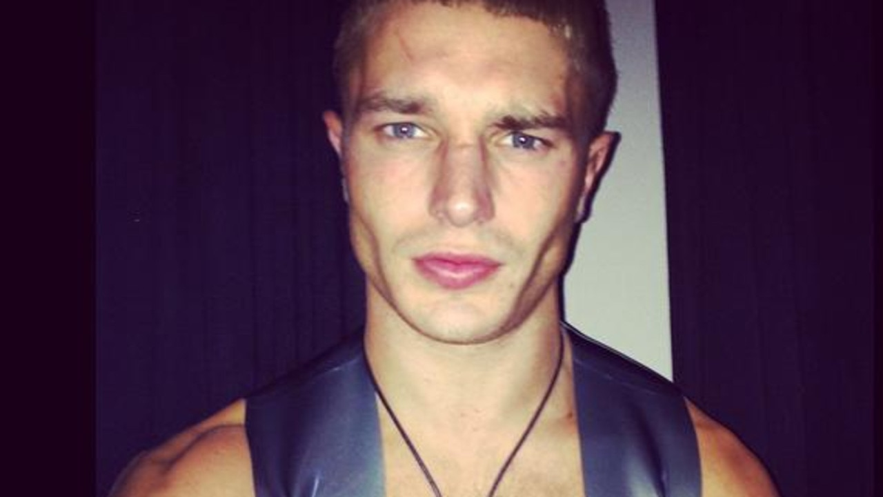 Former Myer model Jed Texas turned to drugs after two violent knife crime attacks