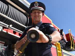 WATCH: Mackay fireys test 26 tonnes of firefighting arsenal
