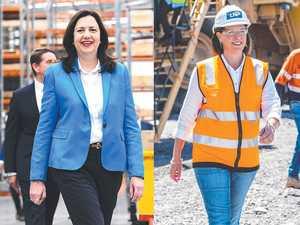 Leaders' minor disagreement ahead of 'nasty' campaign