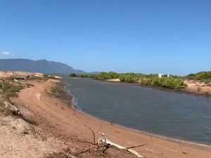 Delays in dredging of Molongle Creek