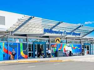 FLIGHT FRENZY: Airport exceeds pre-COVID numbers