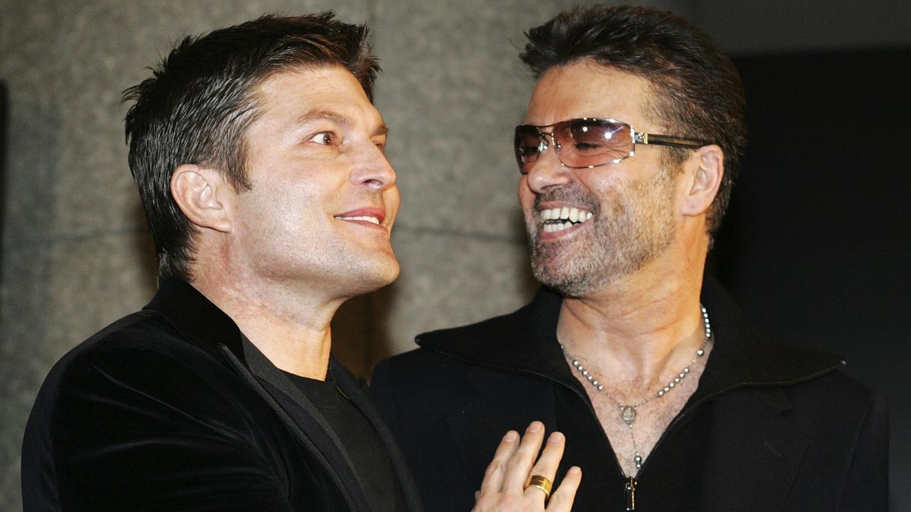George Michael's ex-boyfriend Kenny Goss sues singer's family