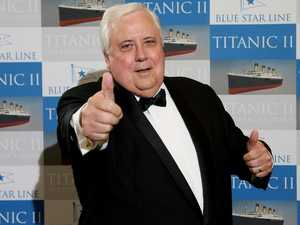 Clive Palmer favoured to buy Noosa nudist resort