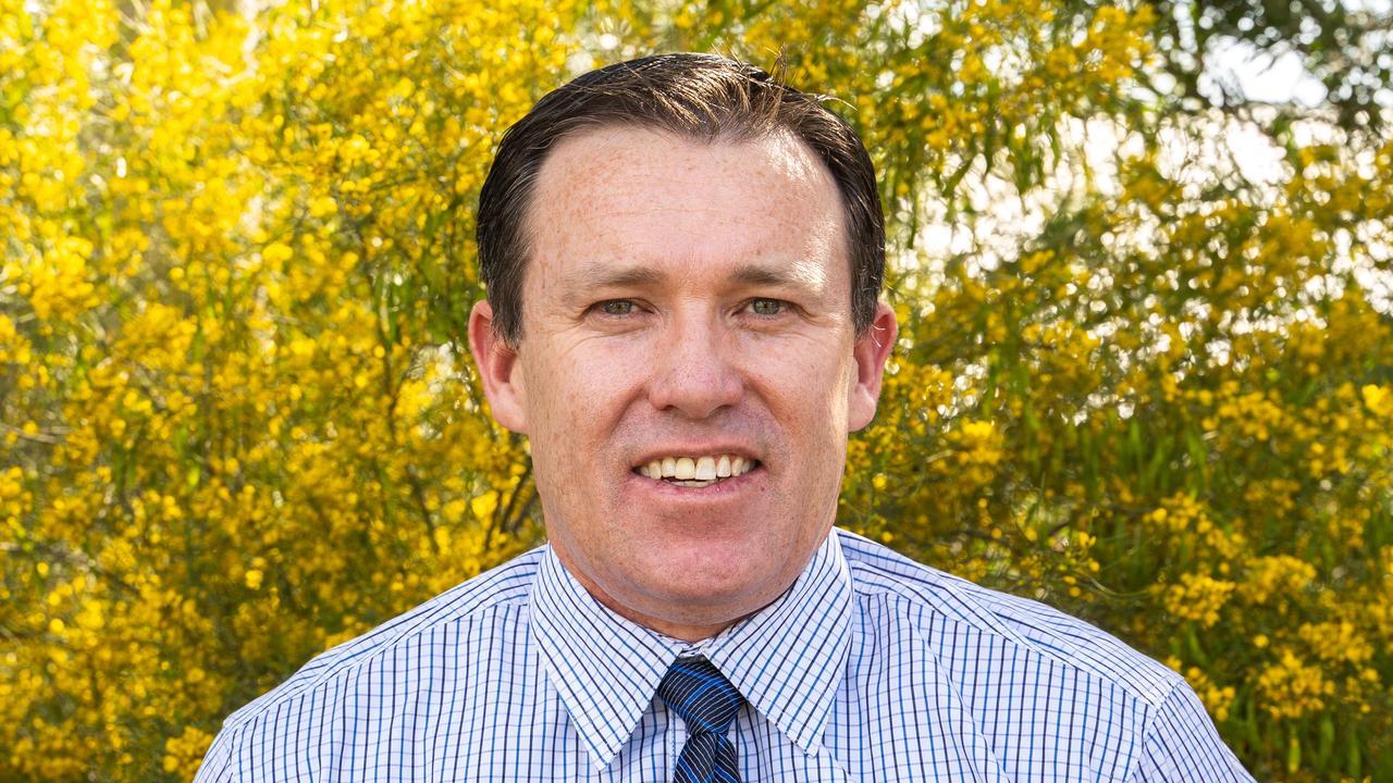 Brett Sharrock has been appointed principal of Pacific Valley Christian School.