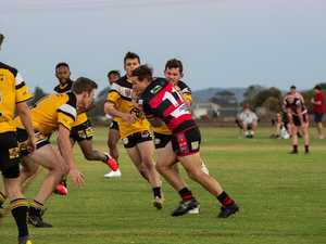 Gatton Hawks home game 2020