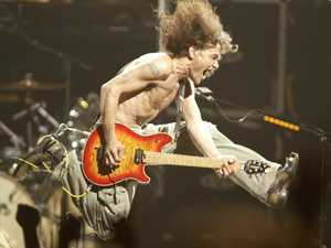 One of the best: Eddie Van Halen dies