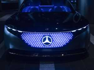 Mercedes' huge gamble on electric vehicles