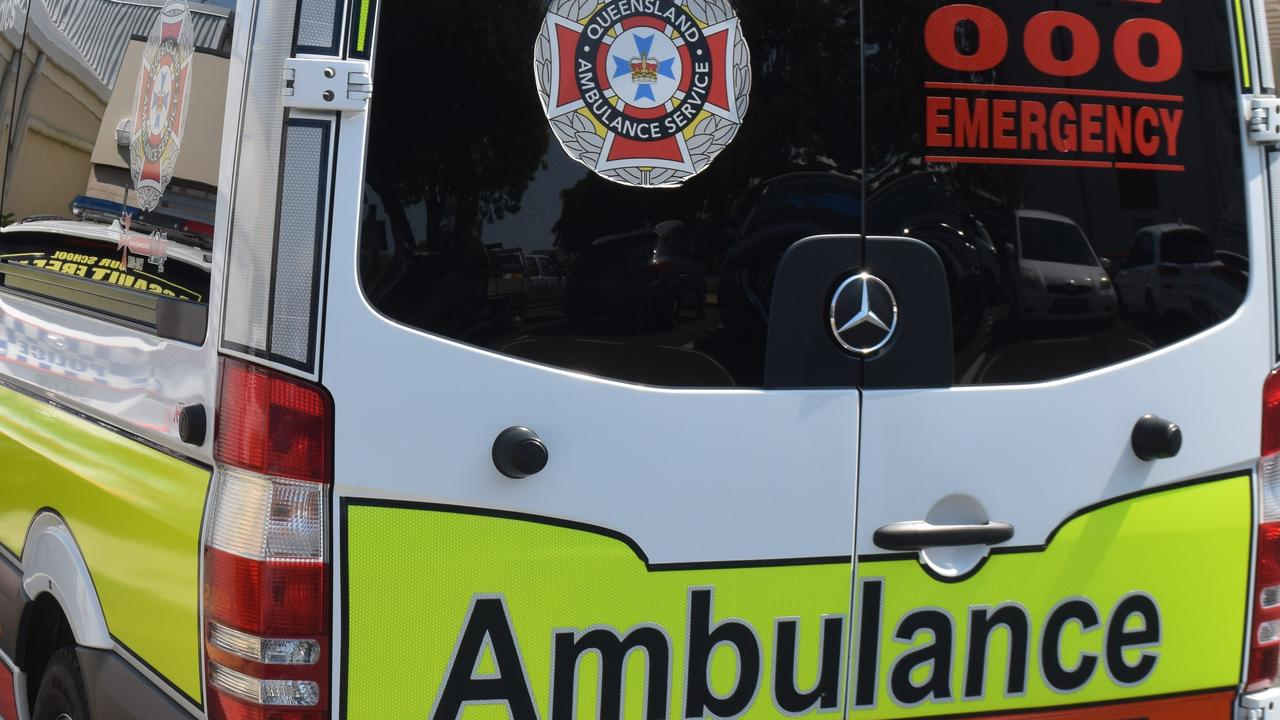 Queensland Ambulance Service was called to an Agnes Water residence this morning to assist a woman who reported getting battery acid in her eyes.