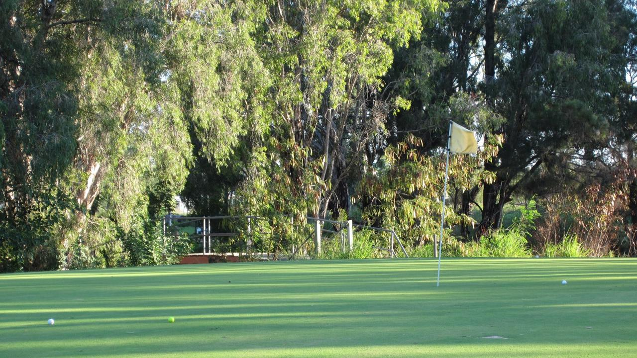 Gracemere Lake Golf Club was targeted by would-be thieves in an attack which may be linked to the Kabra Pub break-in.