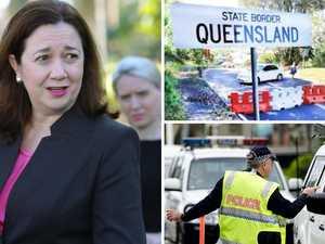 UN-AUSTRALIAN: Qld's 'pathetic' border response slammed