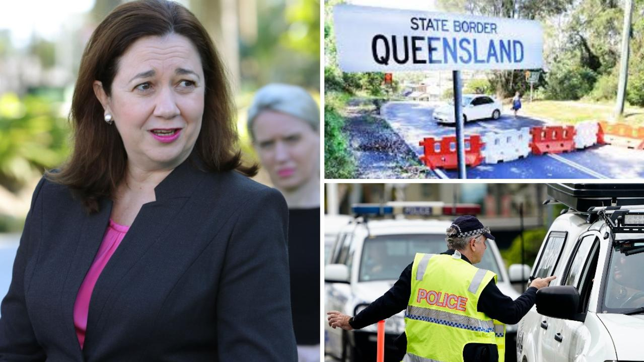 Queensland Premier Annastacia Palaszczuk is unapologetic about keeping the state's borders closed. Photo: Courier Mail