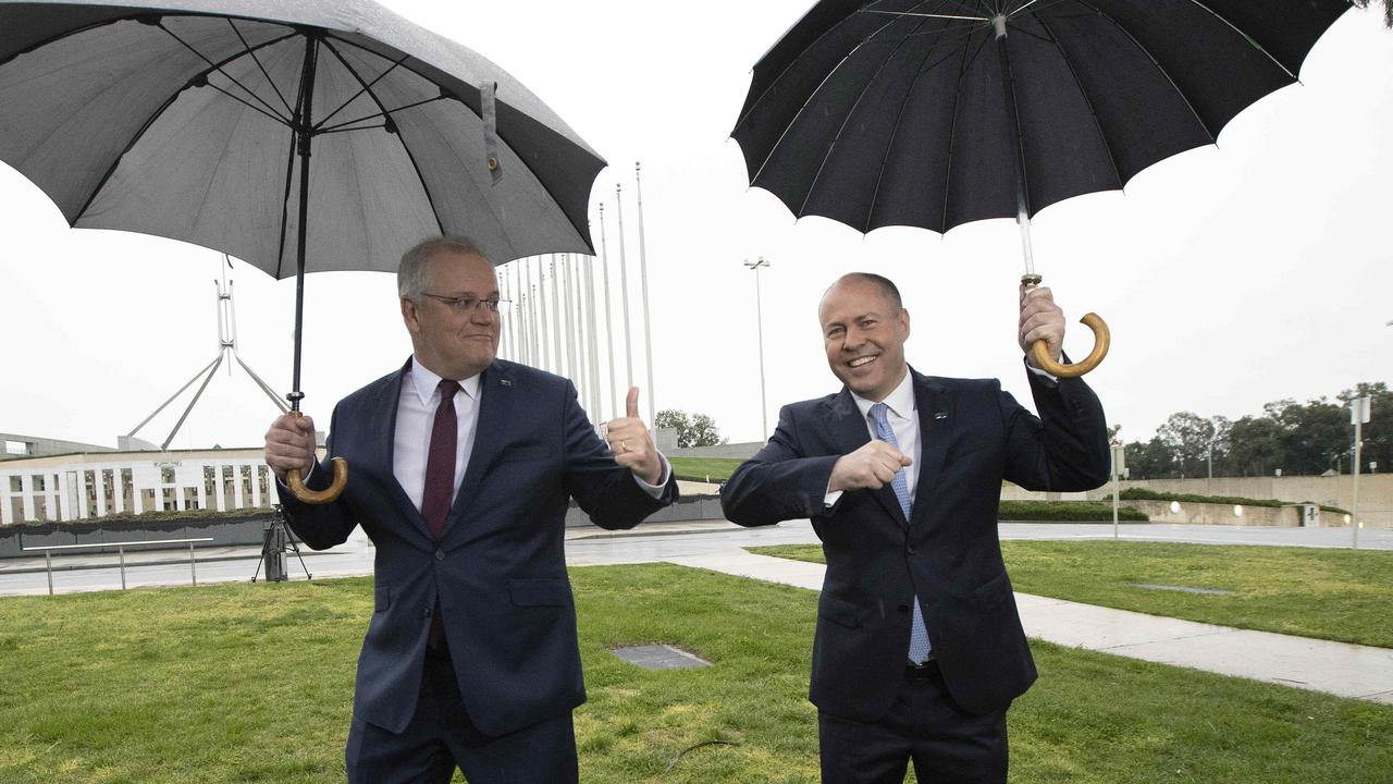 FRYDENBERG AND SCOMO