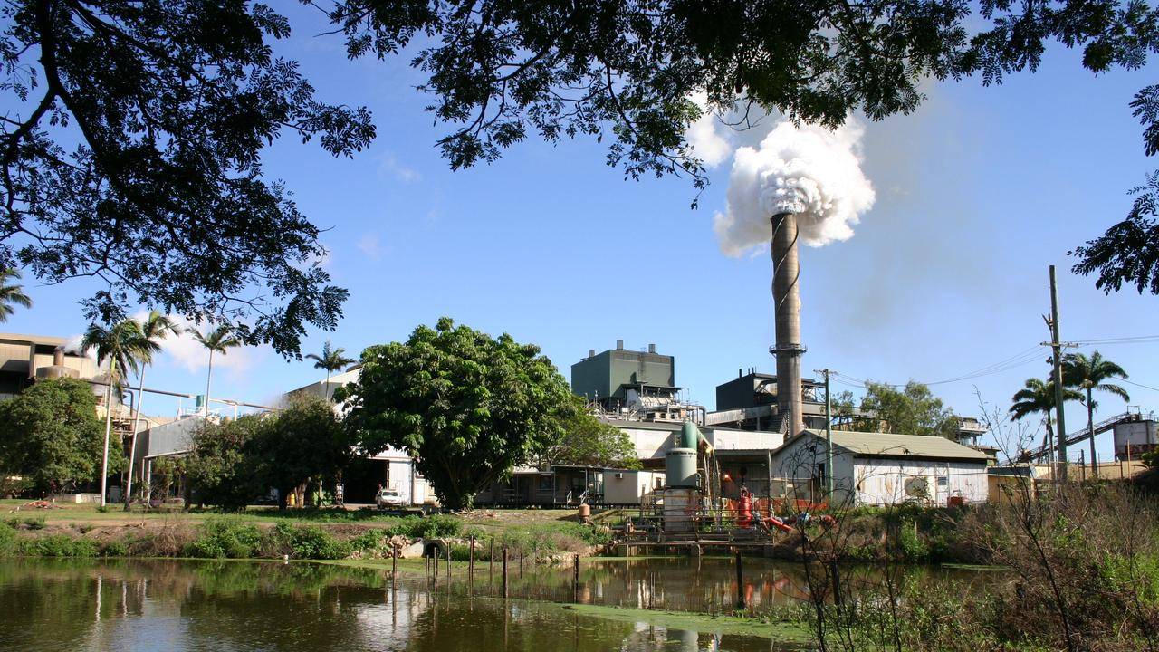 Burdekin Pioneer mill.