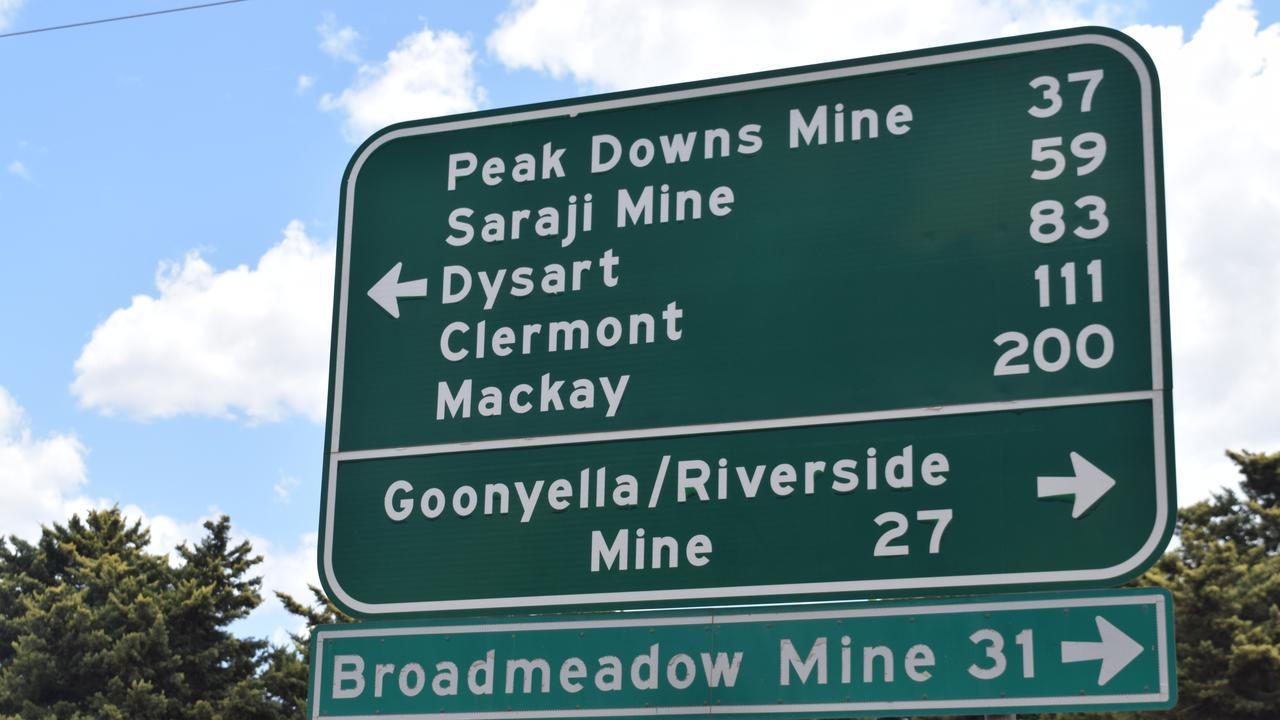 Isaac region mines including the Peak Downs Mine, Saraji Mine, Goonyella Riverside Mine and Broadmeadow Mine are in the Burdekin electorate. Picture: Zizi Averill