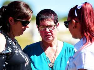 Mother of dead soldier takes aim at review