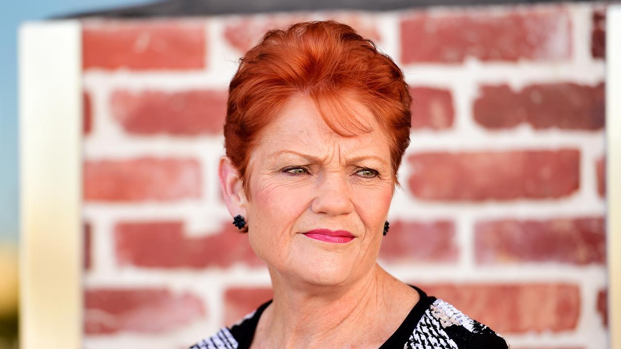 "One Nation leader Pauline Hanson says the Federal Budget rains misplaced money down on Australians like a ""summer monsoon""."