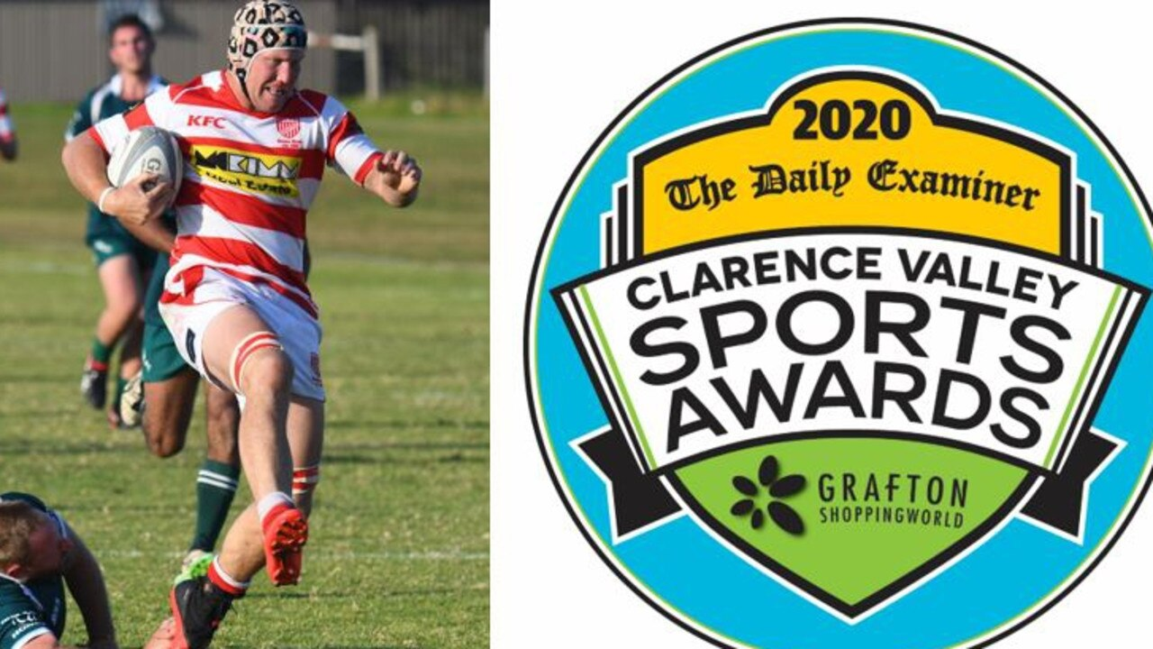 Grafton Redmen No.8 Ed McGrath was named GSW Sportsperson of the Month for September after being named best and fairest of Far North Coast Rugby Union Zone in 2020.