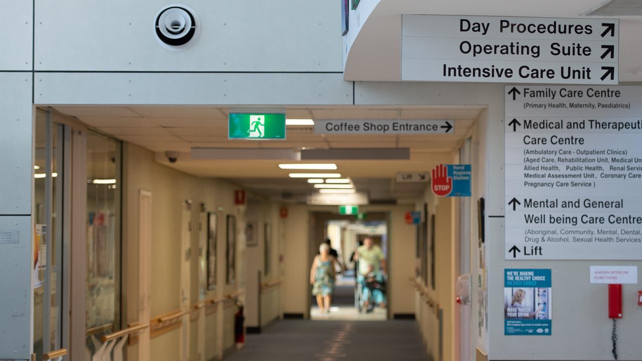 Coffs Harbour Health Campus.