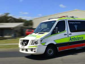 Cyclist injured after being hit by car