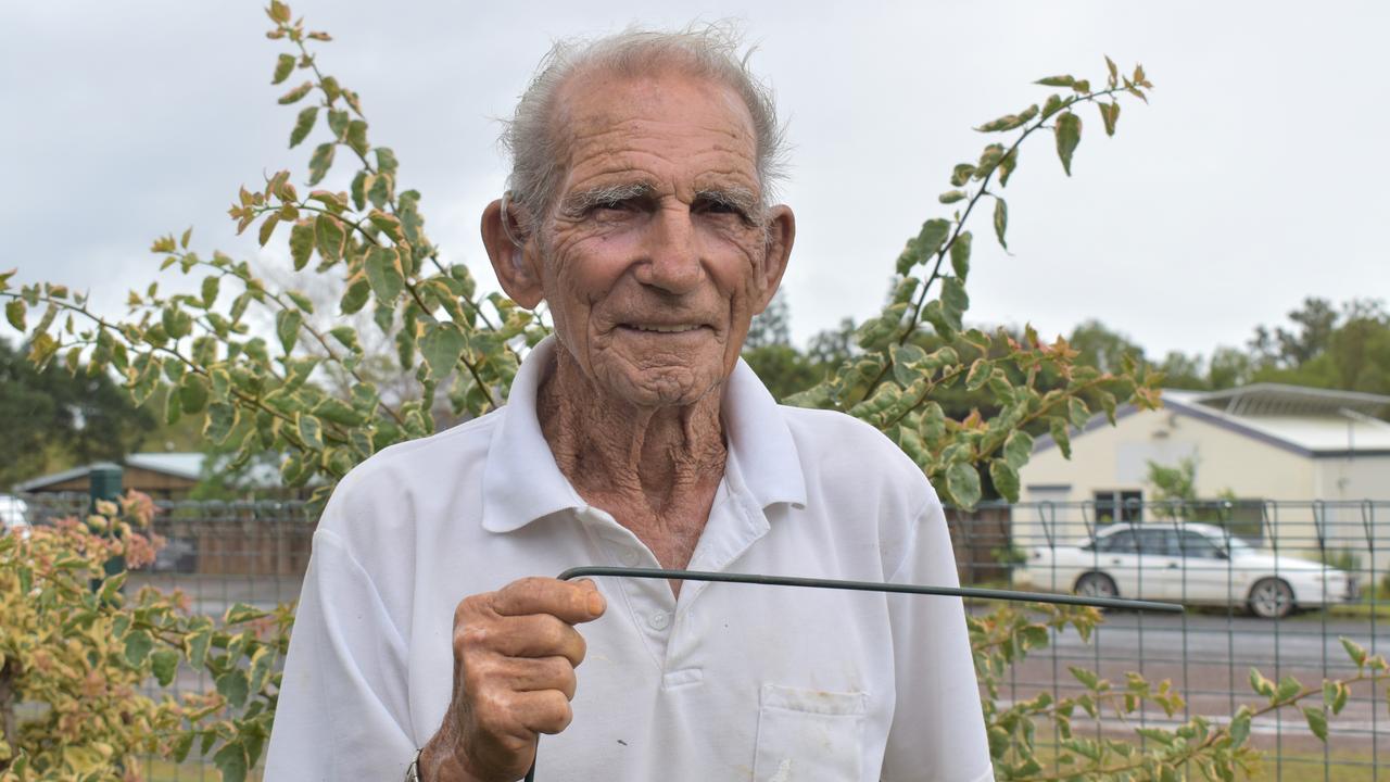 Eton local and water diviner, Joseph Carello. Picture: Heidi Petith