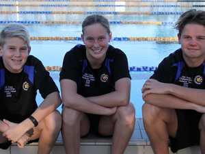 Gladstone Gladiators' superfish shine at State Titles