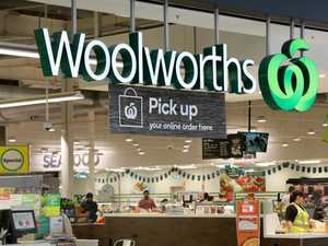 Syringe stuck into bread at Woolies