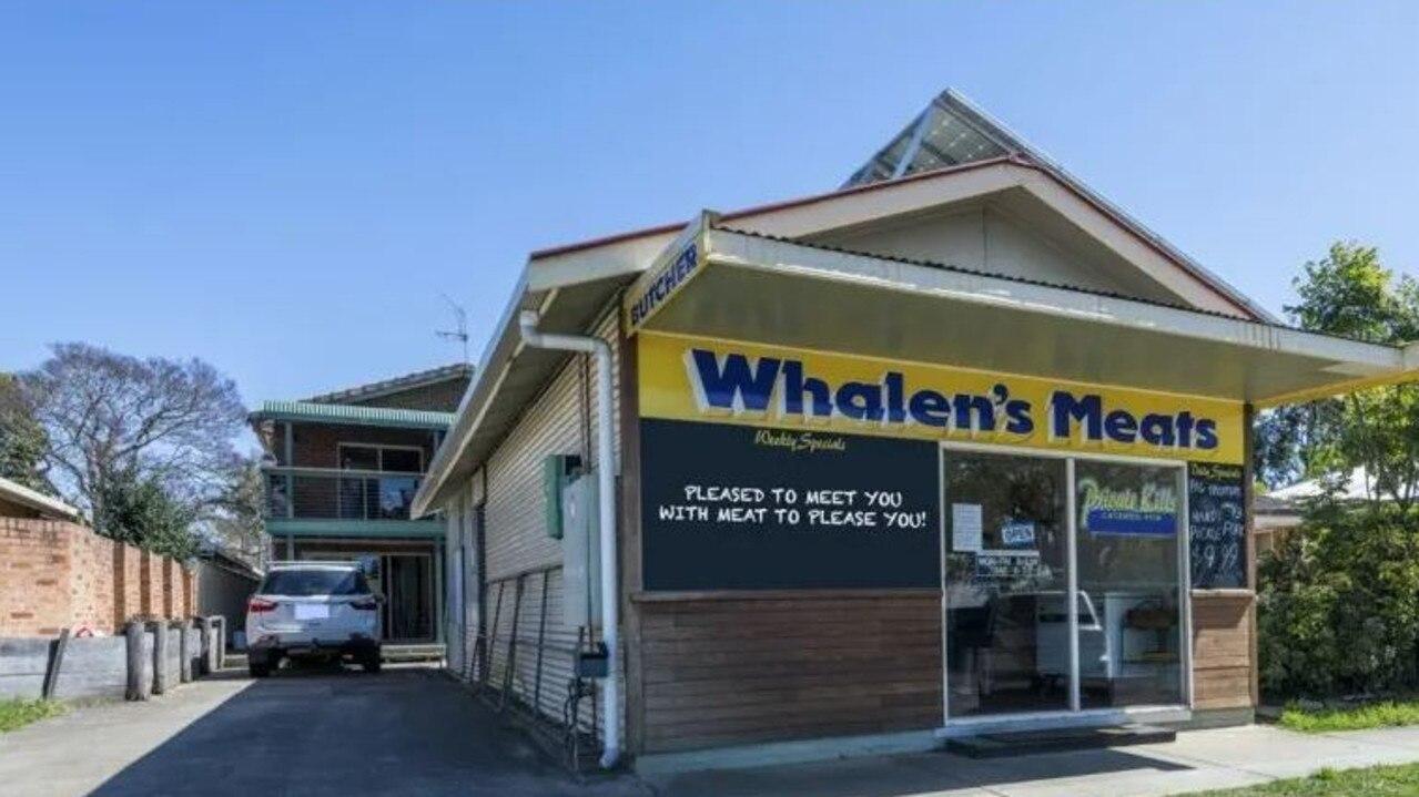 Whalen's Meats